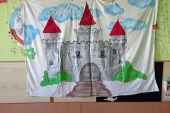 2021 Cestujeme na hrady + tvoříme ke Dni tatínků - třída Koťátka