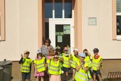 2021 Předškoláci na návštěvě v ZŠ